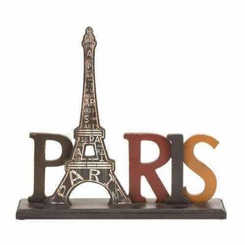 Table Decor Of Iconic Eiffel Tower In Paris