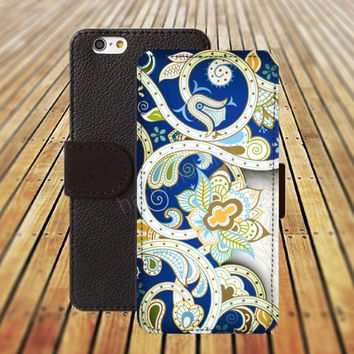 iphone 5 5s case dream Floral Frame iphone 4/ 4s iPhone 6 6 Plus iphone 5C Wallet Case , iPhone 5 Case, Cover, Cases colorful pattern L099