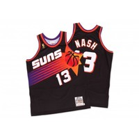 1996 - 1997 Authentic Jersey - Mitchell & Ness