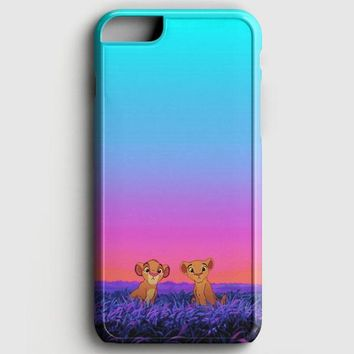 The Lion King Son iPhone 8 Case