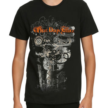 Three Days Grace Human T-Shirt