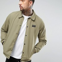 Nicce London Coach Jacket at asos.com