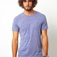 Hilfiger Denim T-Shirt in Crew Neck at asos.com
