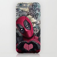 Dead pool - Sweet superhero iPhone & iPod Case by S.Levis   Society6