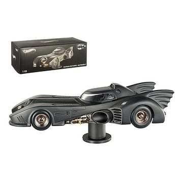 Elite 1992 Batman Returns Batmobile Cutl Classics Michael Keaton 1:18