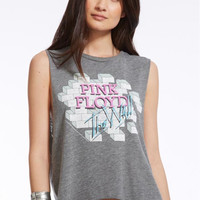 Chaser LA Pink Floyd The Wall Tank in Grey
