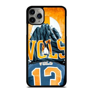 UNIVERSITY OF TENNESSEE VOLS FOOTBALL iPhone Case Cover