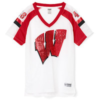 University of Wisconsin Game Day Jersey - PINK - Victoria's Secret