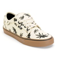 Vans Chukka Low Palms Natural, Black, & Gum Skate Shoe