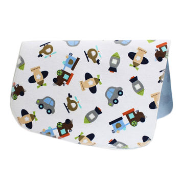 19*27 Inch Lovely Waterproof Breathable Baby Urine Pad-Car and Plane