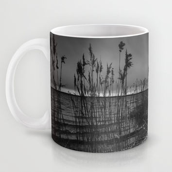 On the wrong side of the lake 12 Mug by HappyMelvin