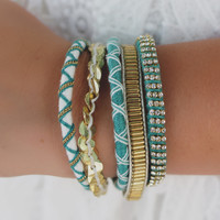 The Power of Attraction Bracelet - Turquoise