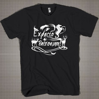 Expecto Patronum All Animals  Mens and Women T-Shirt Available Color Black And White