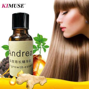 Herbal Andrea Fast Hair Growth Essence Products Hair Loss Ginger Shampoo Pilatory Oil  FREE SHIPPING