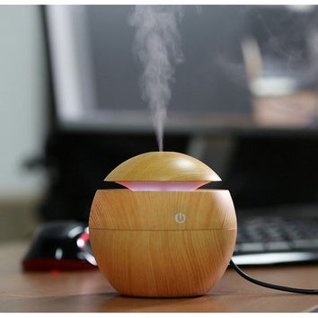 Essential Oil Diffuser Ultrasonic Air Humidifier For Home and Office