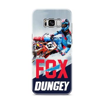 FOX RACING RYAN DUNGEY Samsung Galaxy S8 | Galaxy S8 Plus Case