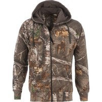 Game Winner® Men's Realtree AP™ Camo Full-Zip Hooded Fleece Sweatshirt