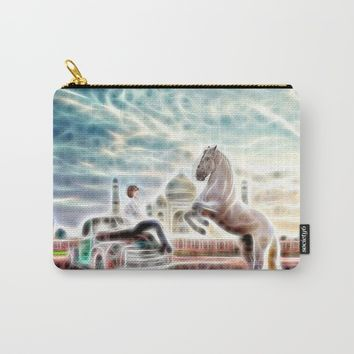 Dreams Carry-All Pouch by Karl-Heinz Lüpke