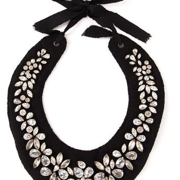 DCCKIN3 Lanvin Vintage glam couture collar