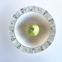 Vintage Taylor Smith & Taylor Taylorstone Cathay Serving Bowl