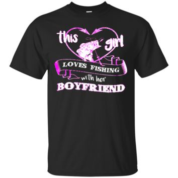 This Girl Loves Fishing With Her BoyFriend 3157