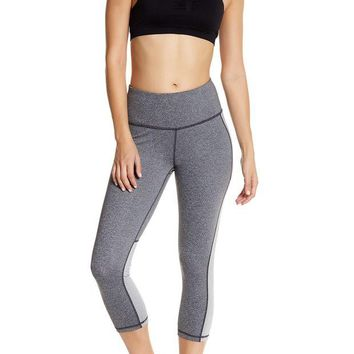 DCCKHB3 Z By Zella | Colorblock Crop Legging