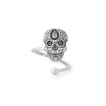 Calavera Ring Wrap