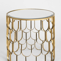 Accent Side Table - Urban Outfitters
