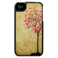 PixDezines Maple Tree Case For The Iphone 4 from Zazzle.com