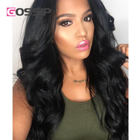 Full Lace Human Hair Wigs For Black Women Lace Front Human Hair Wig Body Wave Brazilian Virgin Hair Full Lace Wig With Baby Hair