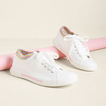 Paved With Rainbows Sneaker