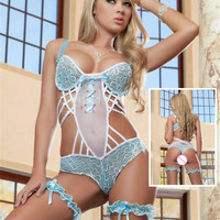Special Design Lingerie Sexy Erotic Beautiful Women's Sexy Teddy Sexy Lingerie
