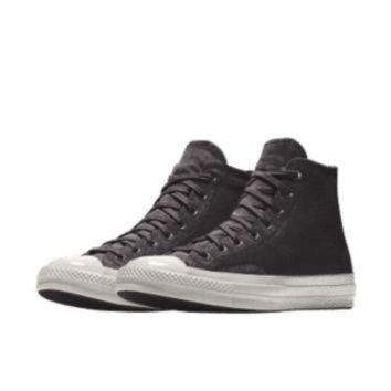 CREYUG7 The Converse Custom Chuck Taylor All Star '70 Suede High Top Shoe.