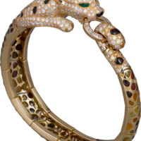 High Jewelry Panthère de Cartier bracelet