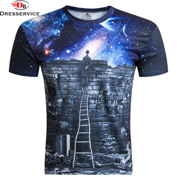 O-Neck Style T shirt Men Summer Fashion 3D Printed Toys Tshirt Casual Short Sleeve