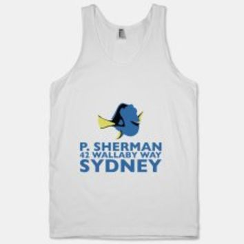 P. Sherman 42 Wallaby Way Sydney Tank Top | HUMAN