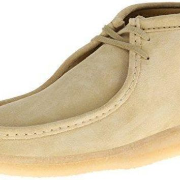 MDstyle  Men's Wallabee Chukka Boot