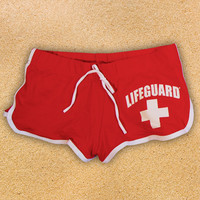 Lifeguard Womens Yoga Short