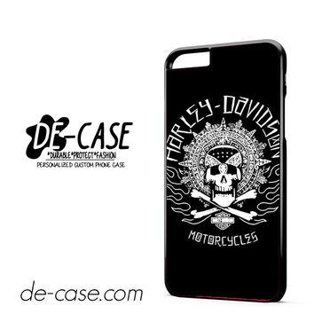 Harley Davidson Skull DEAL-5054 Apple Phonecase Cover For Iphone 6/ 6S Plus