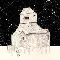 NIGHT HOUSE by cakewithgiants on Etsy