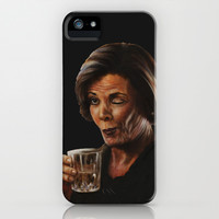 Arrested Development Lucille Bluth iPhone & iPod Case by FeatherStone | Society6