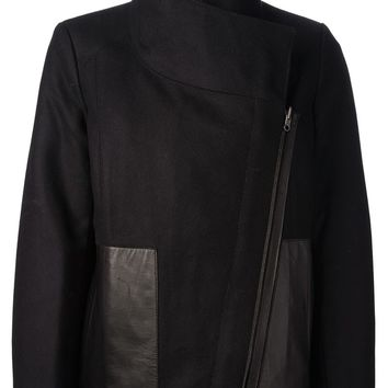 Helmut Lang 'Void' reversible coat