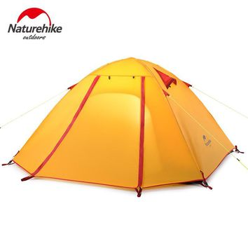 4 season Double Layer 2 Person Outdoor Camping Tent