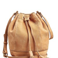 Lucky Brand Harper Bucket Bag Womens
