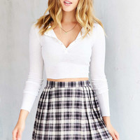 BDG Corey Pleated Skirt - Urban Outfitters