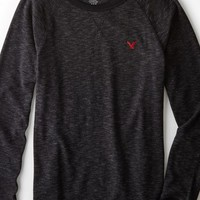 AEO Men's Heritage Thermal (Charcoal)