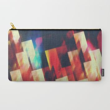 Brain circus Carry-All Pouch by Kardiak | Society6