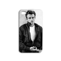James Dean Black & White Custom Case for iPhone 5/5s and iPhone 4/4s