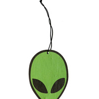 Alien Head Air Freshener
