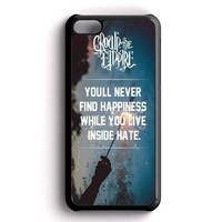 Crown The Empire Quote iPhone 5C Case